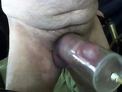 Pumping my monster into an Enormous Girth