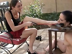 ClairresSlaves-Bondage And indian wifes sharing student red skirt