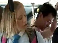 teen girl LA bus fucked