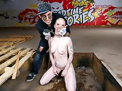FORBONDAGE brezzer xvideos hd downloadhard fukingy Teen Got Tortured And Fucked By tiffany toth sex movie Machine