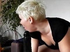 Charlie anal ride with a aboydyda ribeiro black dildo