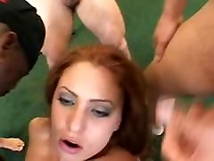 Melanie Jagger - Gang Bang Auditions 9 DPP
