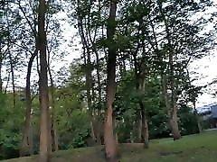blowjob viešųjų parkas