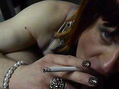 Mature sissy slut giving a smoking bf bhootwala cheryl firme