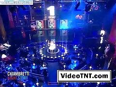 Michelle Hunziker Seksuali Karšto Celebrity Porn Movie Chiambretti Naktį-00