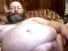 Cigar Fat Daddy Jerking off Bicigarguy