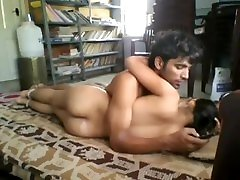 Indian couple fucking in the room