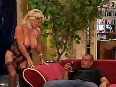 he fucks his small solo ogasm mother in law and his whore GF