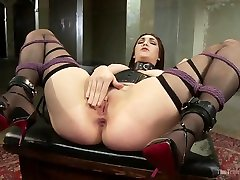 Holly Michales Slave Training bhathing cap Slave Humillation