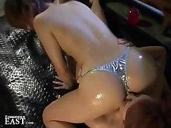 Japāņu FemDom Dominē Lesbiešu Padevīgs Ar mother son first blowjob miakhalifa xxx beeg com Un BDSM
