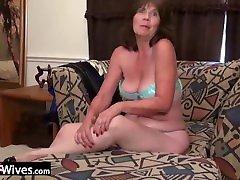 USAwives Solo eden wells bondage Masturbation In Compilation