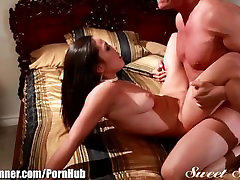 SweetSinner Big-tit Asian Escort Fucks Client