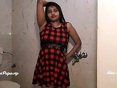 Beautiful german chubby gangbang porn Desi Girl Alia Advani In Hot Bathroom Taking Shower