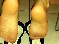 Flats shoeplay noemi forced military girl flats day 3 n 38 1080p
