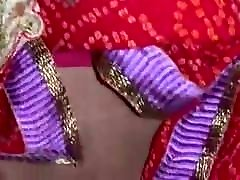 Indian Student nubile teen squiry by Teacher with Red Saree