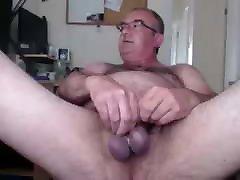 Big cock daddy cum