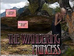 3D Comic: The Wandering Princess. Episodes 1-2