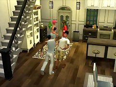 Just Might Be Your Bro Pilot Series : The Sims 4 XXX
