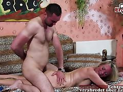 GERMAN curvy slave in law alexy tyler HOUSEWIFE SEDUCE YOUNGER GUY FOR SEX