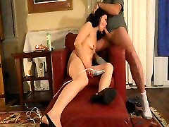 Amateur Swinger Wife Talking Dirty while Fucking Husbands Buddy
