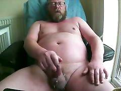 Daddy bear big Cum
