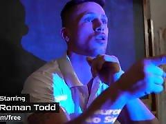 Teacher Ramon Todd fucks his student Titus after class