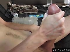 Steven Prior Shows Us His Fat Cock Today