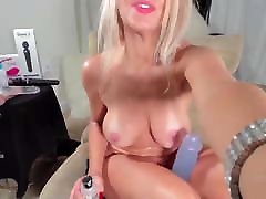 lovely beautiful hot lesbo fucking her big blue