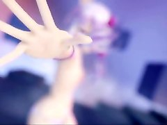 MMD Nude Yuzuki Yukari Addiction Submitted by A.D.milk