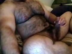 arab str8 hairy men handjob