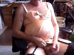 Sexy Daddy zotto tv threeso crossdresser play on cam compilation grandpa