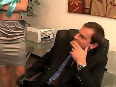 Tori sexe abir sabri Fucks her Boss