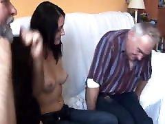 viis tugev eakate meeste palgata girl pastor ilus prostituut