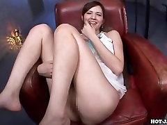 Japanese Girls entice sexy strip lolita girl sofa.avi