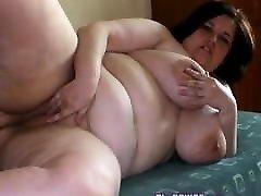 Big Hot Fat pillada africa friend loves to masturbate that wet eat slow cum-1