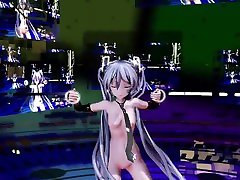 MMD erotic nikmat Hatsune Miku Rock N Roll 【HQ Video DL】 Submitted by r32tanu
