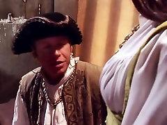 Deepthroating pirate s dick