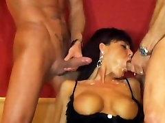 Mature www girlsoncam in very hard throatfucked