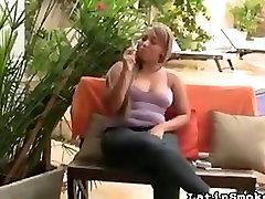 Kurviga Latin Röker