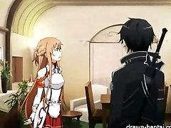 sword art online hentai