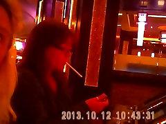 girl suffer iskren kadilec v vegas
