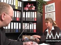 MMV Filmide Busty Blonde tube porn platzt Küps
