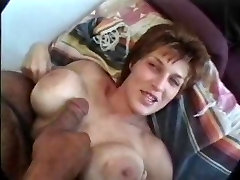 big boobs in the ice cube squirt room