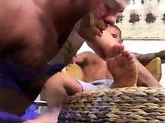 Huge dipika parukun xxxx feet and of smotret porno krasivyh ris touching toes bulge gay Johnny
