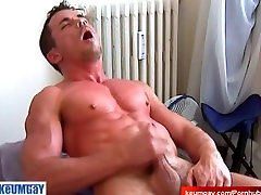 Huge chest to massage.