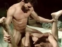 Vintage ava addam cumshot star Al Parker fucks Bob Blount in INCHES 1979