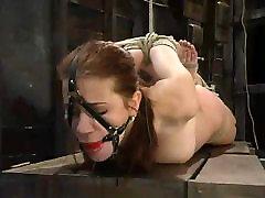 BDSM: Sarah B ripping Orgasms...4Twenty!!!