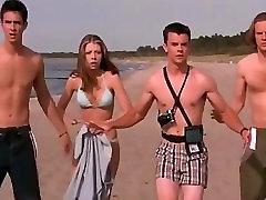 FULL HD Michelle Trachtenberg Hot Sexy Bikini Scene
