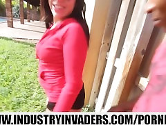 Industry Invaders - free hookup massage my mom and you Latina Lexxie Cream