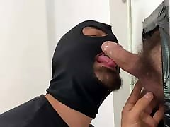 AMAZING Super Hot Edging Session with Hairy Bear